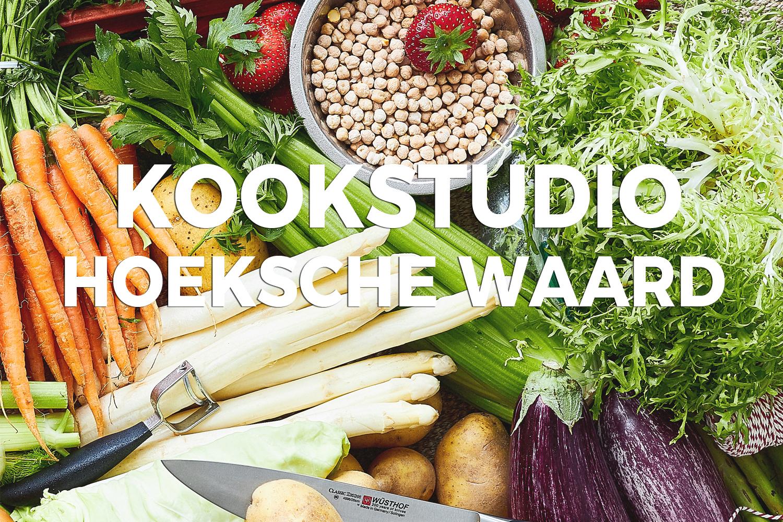 Kookstudio Hoeksche Waard logo